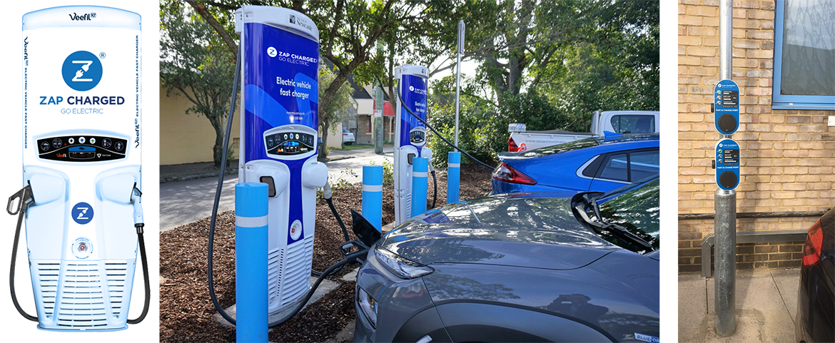 electric charging point services Warwickshire Midlands